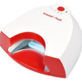 УФ-лампа Dual Star белая с красным