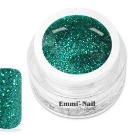 Гель с блестками. 5мл green sapphire