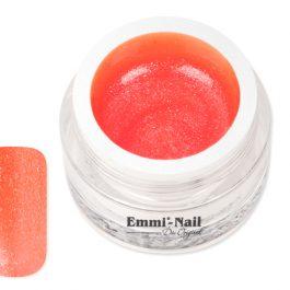 Цветной гель, Neon Orange Glitter 5ml