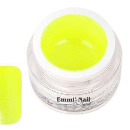 Цветной гель, Neon Yellow Glitter 5ml