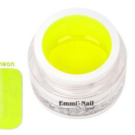 Цветной гель, Neon Yellow 5ml
