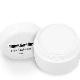 Френч-гель белый Baseline, 30 мл