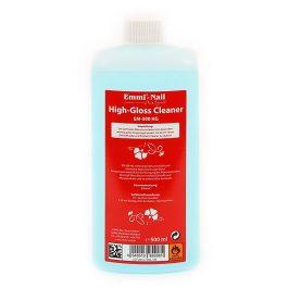 Жидкость для снятия липкого слоя High-Gloss, 500мл