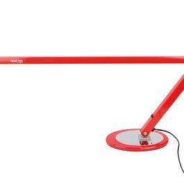 Настольная лампа LED, красная