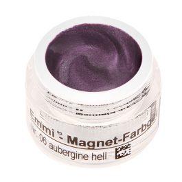 Магнитный гель, aubergine hell