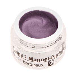 Магнитный гель, bordeaux