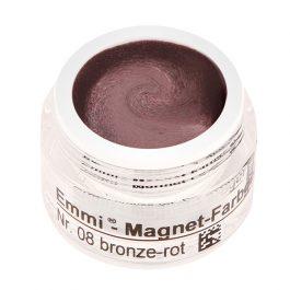 Магнитный гель, bronze-rot