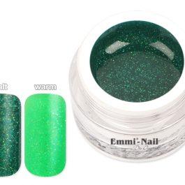 Термогель, 5мл, Deep Pacific — Island Green Glitter